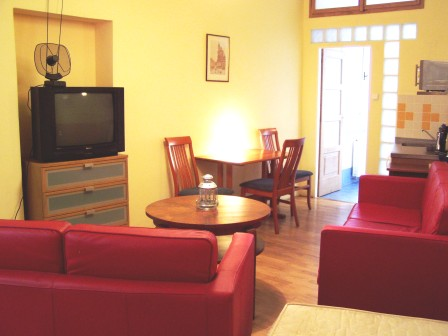 New FAMILY apartment ELEVEN in Platan Pension