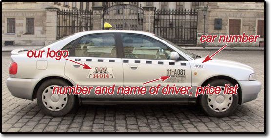 Taxi - description